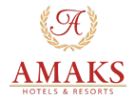 Логотип «AMAKS Hotels & Resorts»
